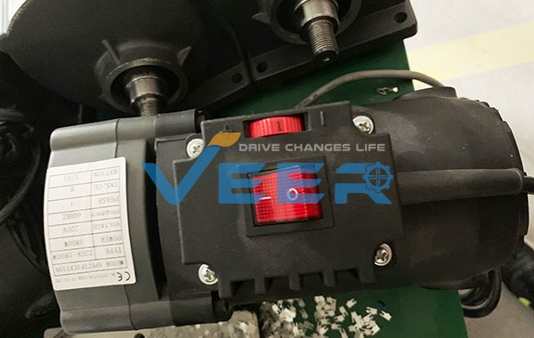 5 Steps easily complete the installation of geared reducer motor