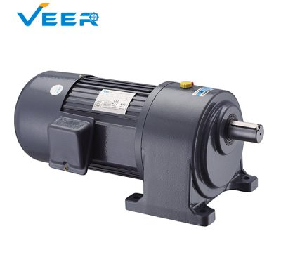 32mm Shaft Medium Gear Reducer Motor, Horizontal Mount Medium Geared Motor, Vertical Mount Medium Geared Motor, Medium Geared Motor, Geared Motor, Medium Geared Motor Manufacturer, High-performance Medium Gear Motor, VEER Geared Motor