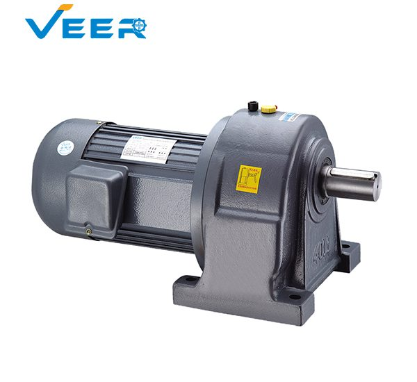 40mm Shaft Medium Gear Reducer Motor, Horizontal Mount Medium Geared Motor, Vertical Mount Medium Geared Motor, Medium Geared Motor, Geared Motor, Medium Geared Motor Manufacturer, High-performance Medium Gear Motor, VEER Geared Motor