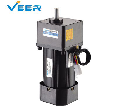 180W GK Small AC Gear Reducer Motor, Geared Motor, Geared Motor Manufacturer, High-performance Gear Motor, VEER Geared Motor