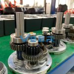 How to adjust gear motor rotate speed? We are gear motor supplier.